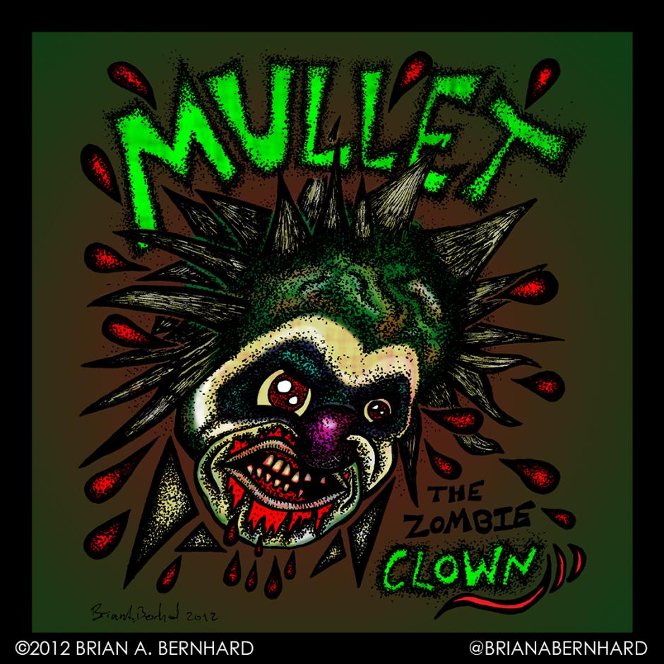 """""""Mullet…"""" (2012)"""