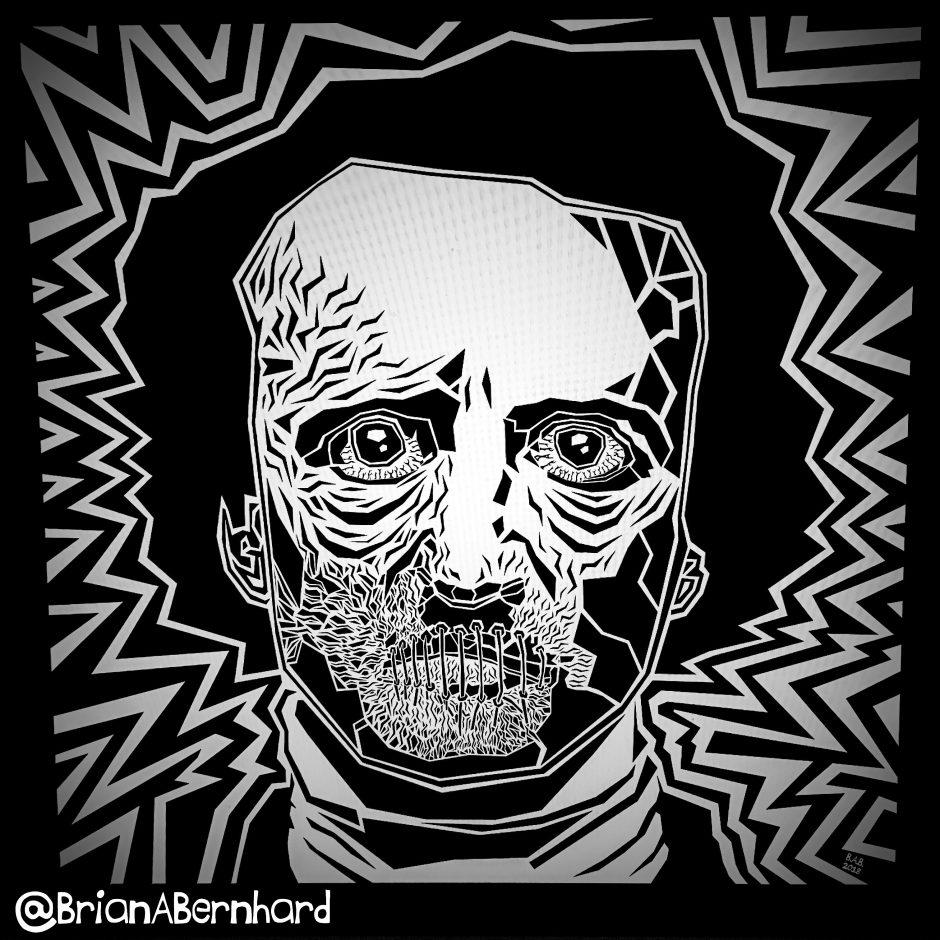 A Silenced Poe