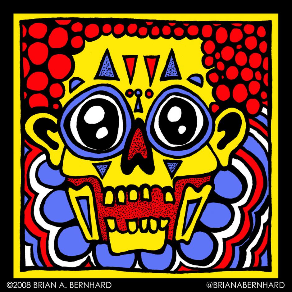 """""""Skully…"""" (2008)"""