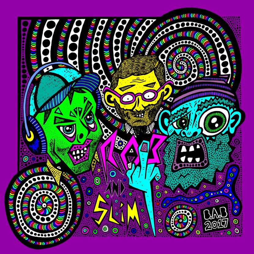 """""""Rob & Slim"""" (2017)"""